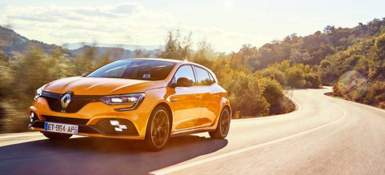 Νέο Renault MÉGANE R.S .: Pure performance για τους ανθρώπους που αγαπούν να οδηγούν