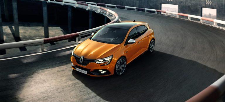 Από €37,600 το νέο Renault Mégane R.S. στην Γαλλία