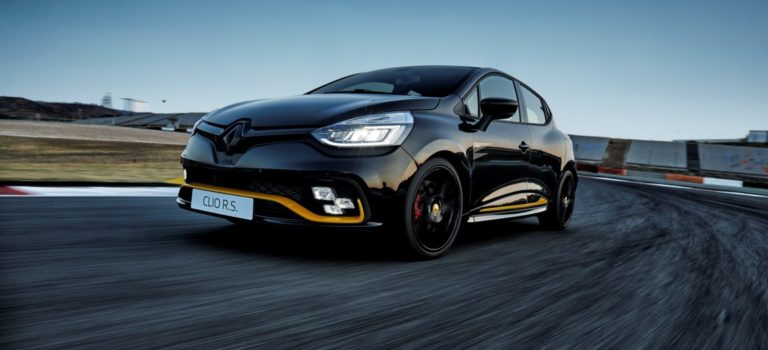 Renault Clio R.S.18 | Νέα περιορισμένη έκδοση με άρωμα Formula 1
