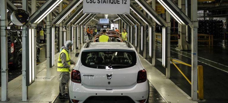 Μαρόκο | Η Renault θέλει να παράγει 400.000 αυτοκίνητα το 2018