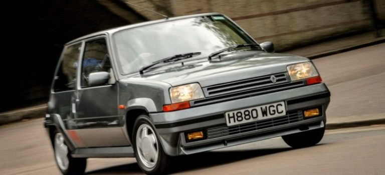 {Stories} Παλιά δόξα: Renault 5 GT Turbo