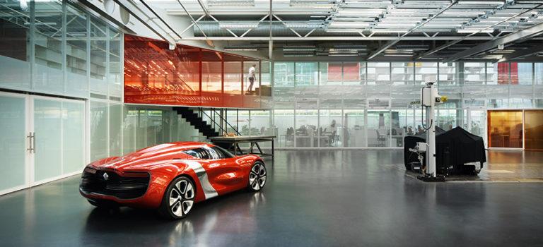 Το νέο κέντρο σχεδιασμού της Groupe Renault (vid)