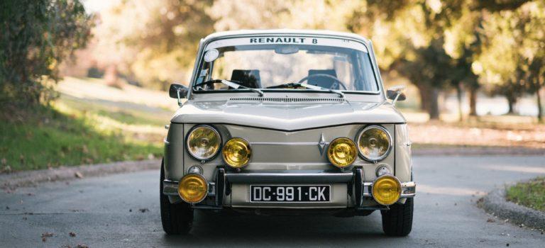 Στην αντίπερα όχθη του ατλαντικού πωλείτε ένα εξαιρετικό Renault R8 (pics)