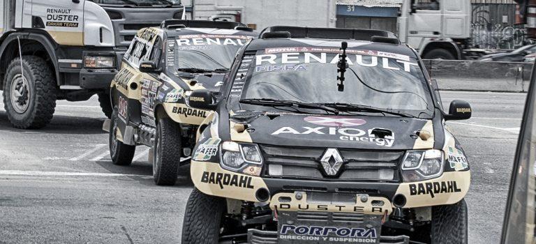 Dakar 2018 | Τα Renault Duster ρίχνονται στην μάχη του πιο σκληρού αγώνα στον κόσμο
