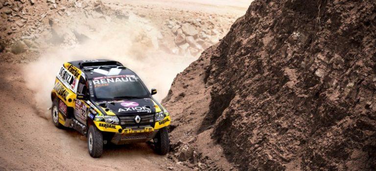 Dakar 2018 | Μια δύσκολη πρώτη εβδομάδα για την Renault