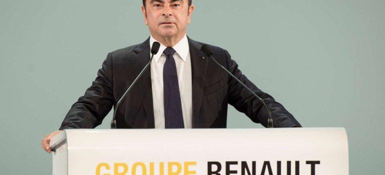 """Ο Carlos Ghosn σύντομα θα επανεκλέγει στο """"τιμόνι"""" της Renault"""