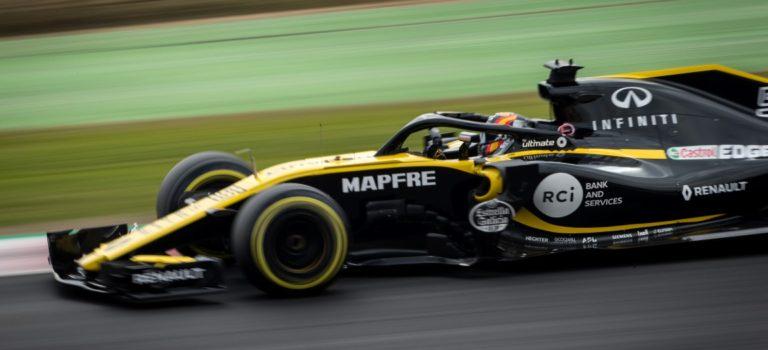 F1 | Ο καιρός δεν ήταν σύμμαχος των δοκιμών και της Renault