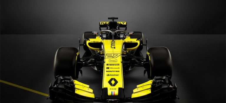F1 || Οι πρωταγωνιστές μιλούν για την νέα R.S.18 (vids)