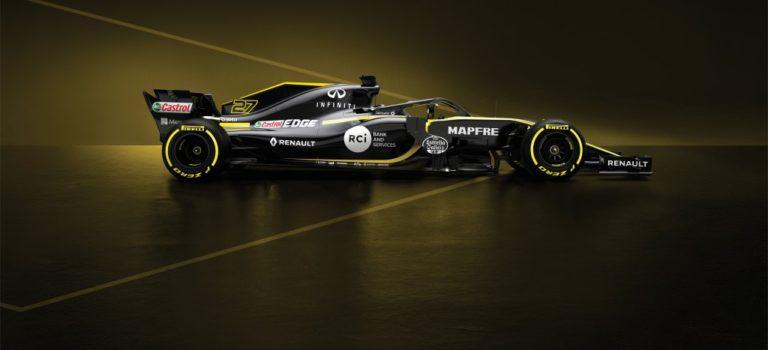 F1 | Η Renault αποκάλυψε την R.S.18 (pics)