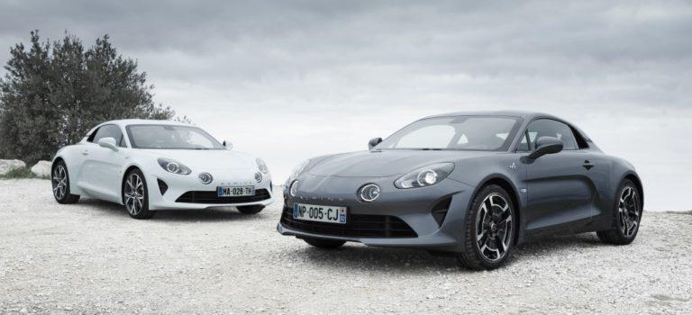 Δύο νέες εκδόσεις για το Alpine A110 στο Διεθνές Σαλόνι Αυτοκινήτου της Γενεύης (pics)