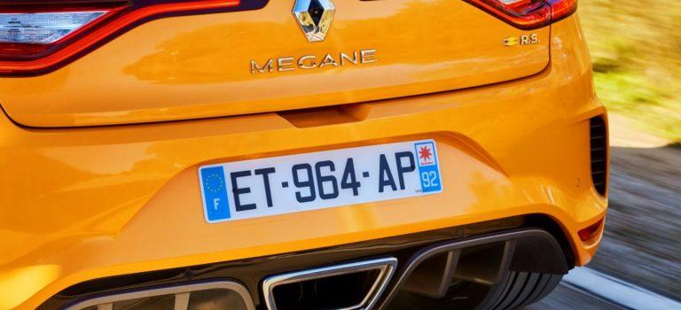 "Renault Sport Mégane | Η ""Συμμορία"" των 5 (vid)"