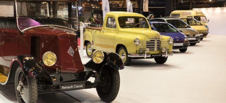 Η Renault γιορτάζει 120 χρόνια ιστορίας στο Retromobile Show 2018 (pics)