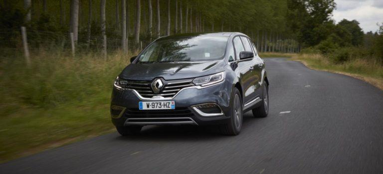 Renault Espace 5 (2018): νέος κινητήρας diesel 2,0 dCi 200