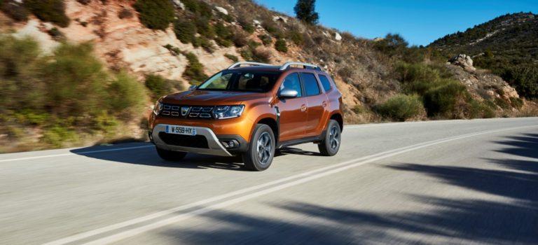 Ελλάδα | Το νέο Dacia Duster διαθέσιμο από 13.670 ευρώ
