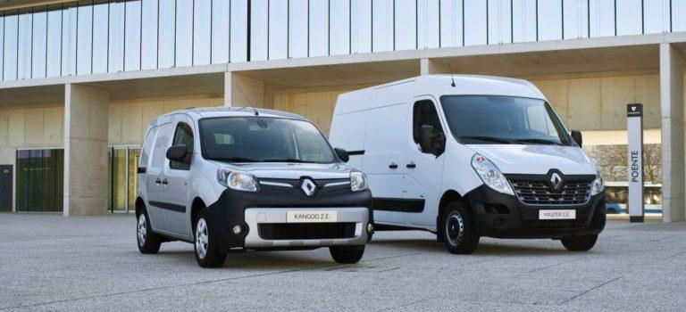Μια πιο κοντινή ματιά στην υπηρεσία Renault EASY CONNECT for Fleet