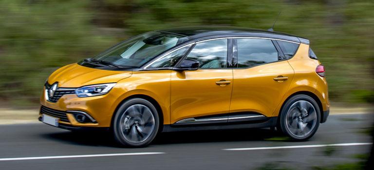 Επίσημο | Ο νέος 1.3 TCe στο νέο Renault Scénic & Grand Scenic