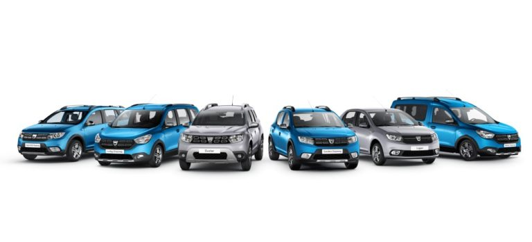 Dacia | Ένα εκατομμύριο οχήματα στη Γαλλία