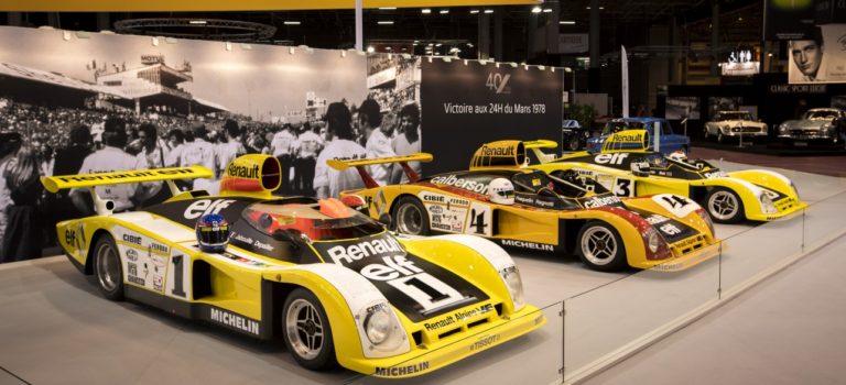40 χρόνια από το θρίαμβο της Alpine-Renault στο Le Mans (pics)
