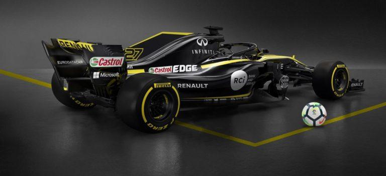 F1 | Η Renault συνάπτει συμφωνίες με τις LaLiga, Tmall και Estrella Galicia