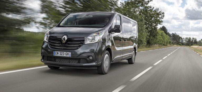 Ελλάδα | 9θέσιο Renault Trafic με 27.545 ευρώ