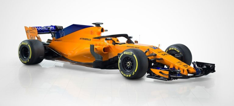 F1 | Η McLaren παρουσίασε την Powered by Renault MCL33 (pics)