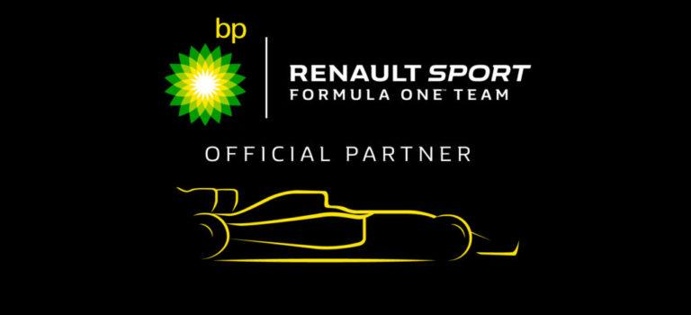 F1 | Η Renault Sport Racing και η BP ενισχύουν τη στρατηγική συνεργασία τους