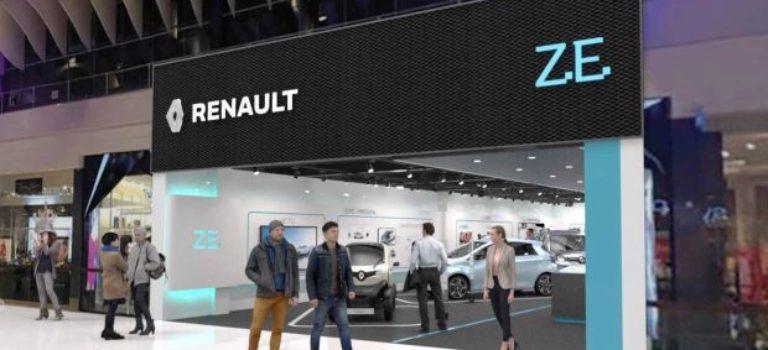 Σουηδία | Η Renault ανοίγει την πρώτη αντιπροσωπεία αποκλειστικά για ηλεκτρικά οχήματα