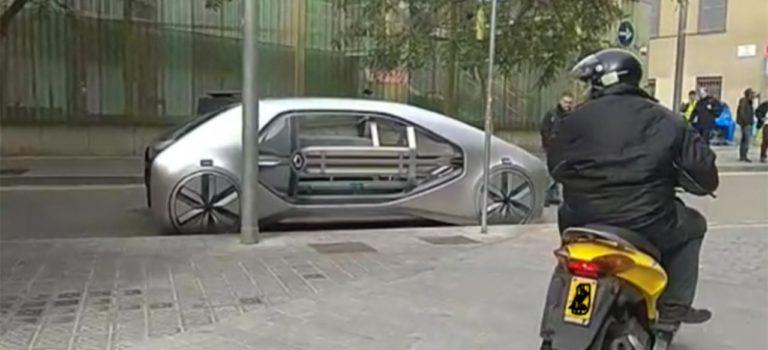 Ένα νέο φουτουριστικό πρωτότυπο ετοιμάζει η Renault (pics)