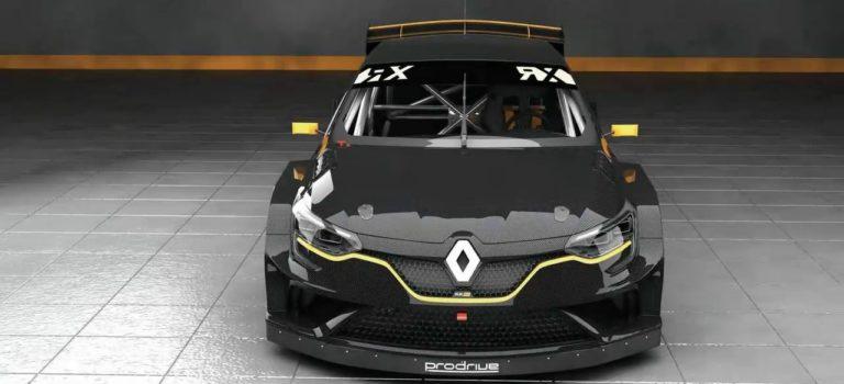 WorldRX | Έτοιμο για δράση το νέο Renault Megane RX – Video Teaser