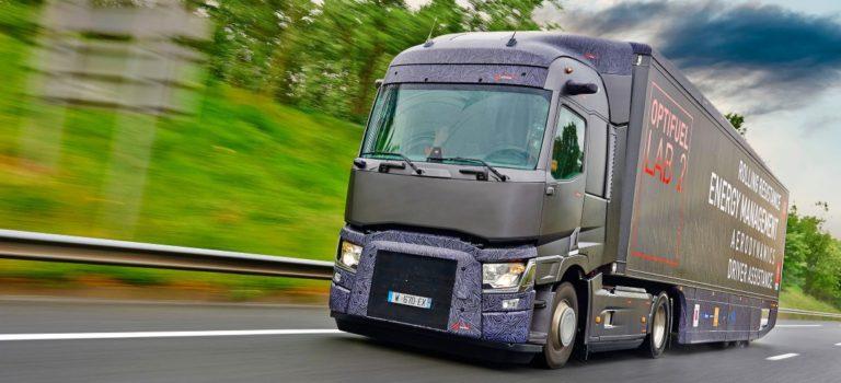 Η Renault Trucks μπαίνει στο παιχνίδι των ηλεκτρικών φορτηγών από το 2019