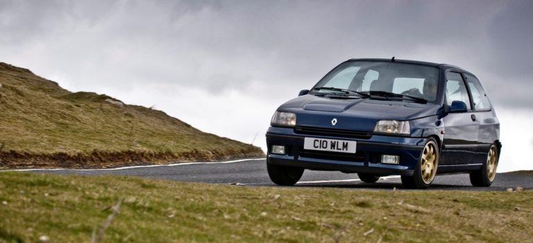 Το πιο ακριβό Renault Clio Williams στην ιστορία