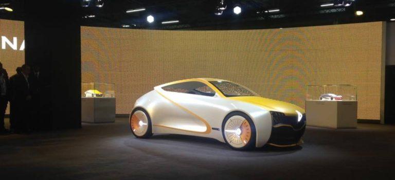 """Η Renault παρουσίασε στην Ινδία το """"The Concept"""", ένα μικρό κουπέ!"""