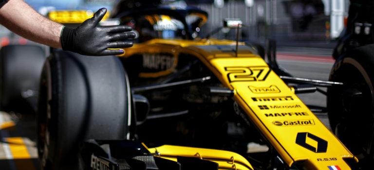 F1 | Οι Sainz και Hulkenberg υπολογίζουν στις αναβαθμίσεις στα μέσα της σεζόν