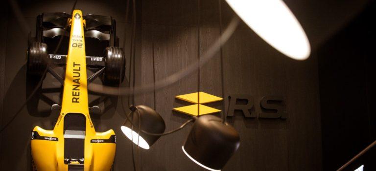 Το Atelier Renault δημιουργεί την πρώτη 100% γωνιά φαγητού της Renault Sport Formula One (pics)