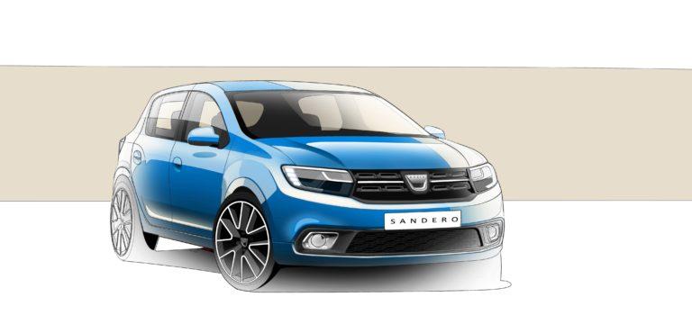 Στην πλατφόρμα του Renault Clio 5 θα βασιστούν οι επόμενες γενιές Dacia Logan και Sandero
