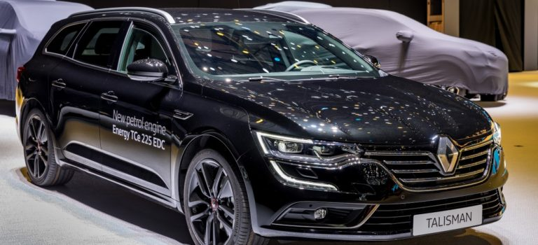 """Το Renault Talisman παίζει """"σκληρά"""" με την νέα περιορισμένη έκδοση S-Edition, πιο σπορ και ισχυρή από ποτέ"""