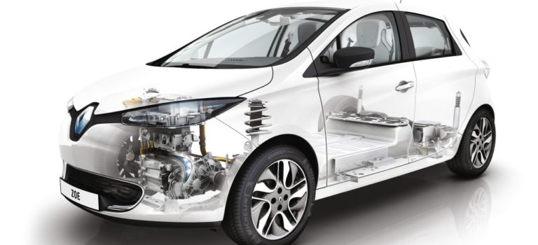 Η Renault-Nissan στοχεύει στην επόμενη γενιά μπαταριών για ηλεκτρικά οχήματα