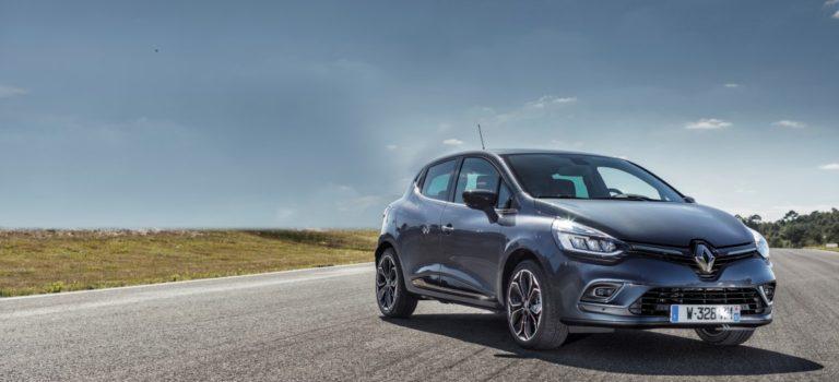 Ελλάδα | Με όφελος έως 2.000€ το Renault Clio!