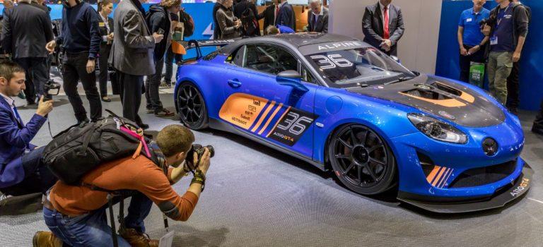 A110 GT4, ένα νέο κεφάλαιο στην ιστορία των μηχανοκίνητων σπορ της Alpine