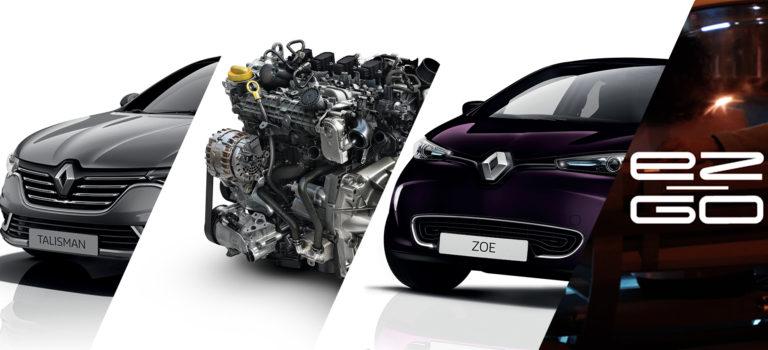 Σαλόνι Αυτοκινήτου Γενεύης 2018: Η Renault παρουσιάζει νέο concept αστικής κινητικότητας, φέρνει κινητήρες νέας γενιάς