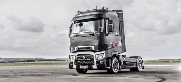 Το Renault Trucks T High edition κέρδισε το Γερμανικό βραβείο σχεδιασμού στην κατηγορία του