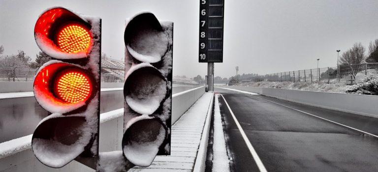 F1 | Δίχως δράση η τρίτη ημέρα δοκιμών