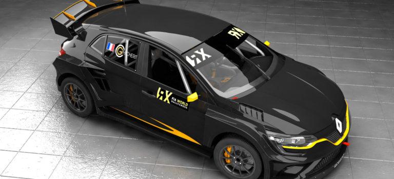 WorldRX | Ο Timo Scheider ξεκινά δοκιμές με το Renault Megane RX Supercar