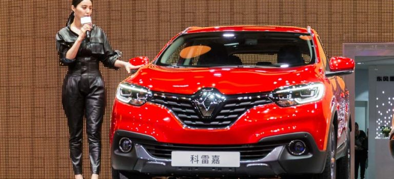 Η Renault συνεργάζεται με την Alibaba για να ανεβάσει επίπεδο στην Κινεζική αγορά