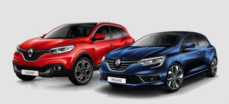 Ελλάδα | Νέο χρηματοδοτικό πρόγραμμα για τα Renault Megane και Kadjar