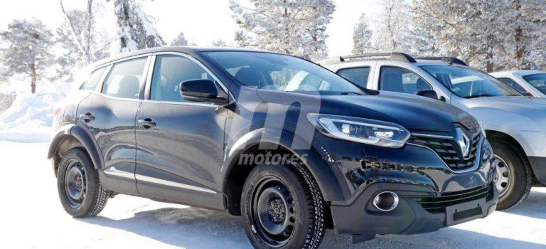 """Το πρώτο μουλάρι δοκιμών του coupe crossover των Renault/Dacia """"πιάστηκε"""" σε δόκιμες (pics)"""