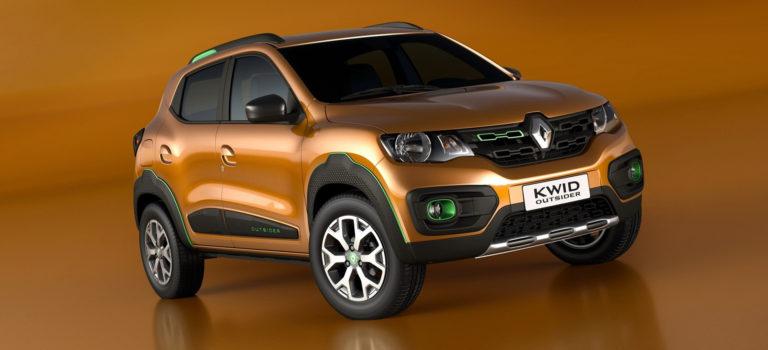 Το Renault Kwid Outsider μπαίνει στην παραγωγή το 2019