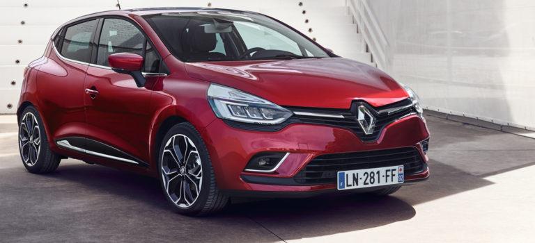 Το Renault Clio θα κυκλοφορήσει τον επόμενο μήνα στην Κορέα