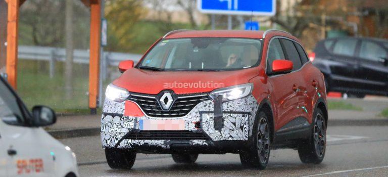 Renault Kadjar Facelift 2019 | Η νέα επανασχεδιασμένη μάσκα στις νέες κατασκοπευτικές φωτογραφίες