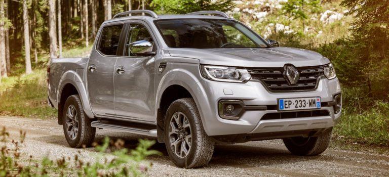Renault Alaskan… ένας Γάλλος καουμπόι!